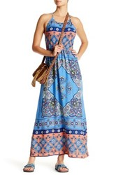 Roxy Summer Fleet Maxi Dress Blue