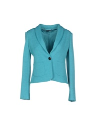 G.Sel Blazers Turquoise