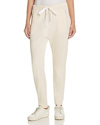 Dkny Drawstring Sweatpants Gesso