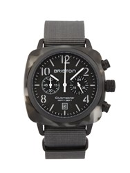 Briston Trendsetters Clubmaster Chrono Watch