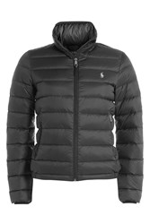 Polo Ralph Lauren Quilted Down Jacket Black