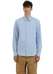 Acne Studios Jeffrey Oxford Shirt Blue