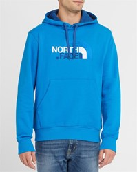The North Face Turquoise Pr Hooded Sweatshirt Blue