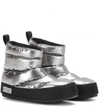 Marc By Marc Jacobs Macdougal Metallic Ankle Boots
