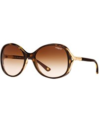 Vogue Sunglasses Vo2669s Brown Brown