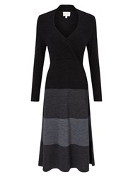 East Colourblock Merino Dress Slate