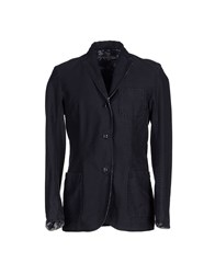 Cycle Suits And Jackets Blazers Men Dark Blue