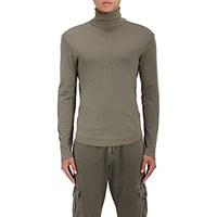 Nsf Men's Klim Cotton Turtleneck Shirt Green