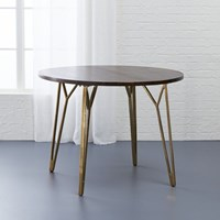 Cb2 Dial Dining Table