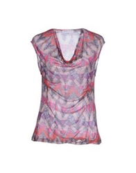 See By Chloe See By Chloe T Shirts Light Pink