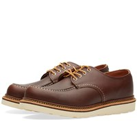 Red Wing Shoes 8109 Heritage Work Classic Oxford Brown