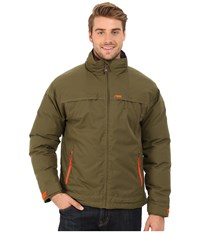 Mountain Khakis Double Down Jacket Field Green Men's Coat