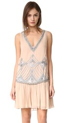 Somedays Lovin Chloe Sequin Dress Stone