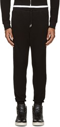 Diesel Black P Buttery Lounge Pants