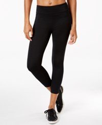 Calvin Klein Performance Cropped Leggings Black