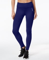 Reebok Speedwick Leggings Navy