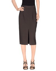 Bally Skirts 3 4 Length Skirts Women