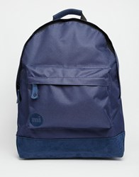 Mi Pac Classic Backpack In All Navy Navy