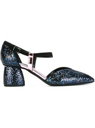 Emporio Armani Glitter Pumps Multicolour