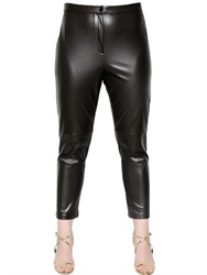 Marina Rinaldi Stretch Japanese Faux Leather Pants