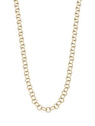 Temple St. Clair 18K Yellow Gold Arno Necklace Chain 32