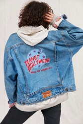 Urban Renewal Vintage Planet Hollywood Mall Of America Jacket Assorted