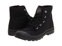 Palladium Pampa Hi Black Black Women's Lace Up Boots