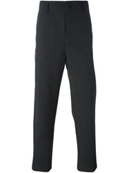 Golden Goose Deluxe Brand Houndstooth Trousers Grey
