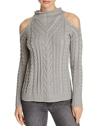 Rd Style Cold Shoulder Sweater Compare At 105 Gray