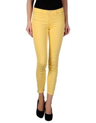 Lee Denim Pants Yellow