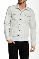 Joe's Jeans Classic Denim Jacket White