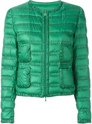 Moncler 'Lissy' Puffer Jacket Green