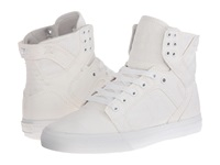 Supra Skytop D Off White Canvas Women's Skate Shoes Bone