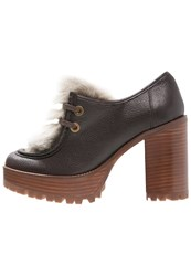Ras High Heels Brown