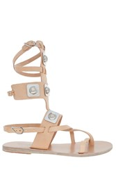 Peter Pilotto X Ag Gladiator Sandals Beige