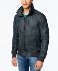 Superdry Men's Moody Micro Lite Bomber Jacket Ink