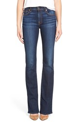 Women's 7 For All Mankind 'New Iconic' Bootcut Jeans New York Dark