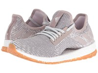 Adidas Pure Boost X Atr Ice Purple Vapour Grey Ice Mint Women's Running Shoes Gray
