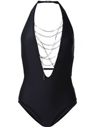 Filles A Papa 'Nel' One Piece Black