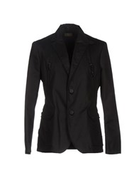 Ice Iceberg Suits And Jackets Blazers Men Black