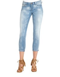 Jessica Simpson Forever Cropped Skinny Jeans Minette