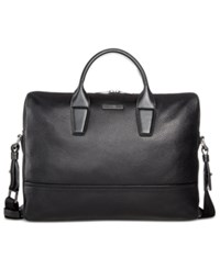 Hugo Boss Men's Element Slim Briefcase Black