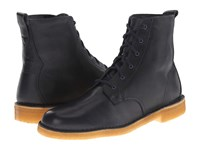 Clarks Desert Mali Boot Navy Leather Men's Lace Up Boots Blue