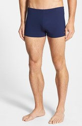 Men's Boss 'Oyster' Swim Briefs New Navy