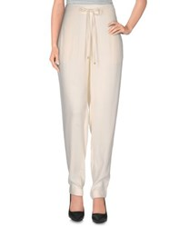 Sass And Bide Trousers Casual Trousers Women Ivory