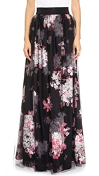 Milly Katie Ball Maxi Skirt Candy