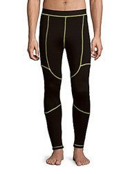Revo Active Luxe Merino Wool Leggings Yellow