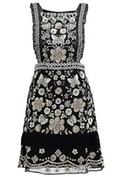 Needle And Thread Cocktail Dress Party Dress Black