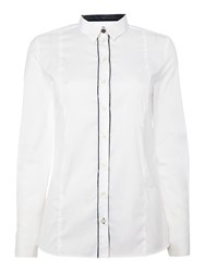 Barbour Arran Shirt White