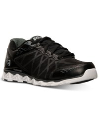 Fila Men's Romeo Energized Running Sneakers From Finish Line